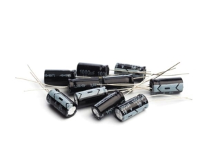ELECTROLYTIC CAPACITOR SET - 120 PCS - 1µF TO 1000µF