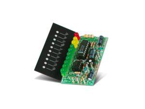 MONO VU-METER 10 LEDs