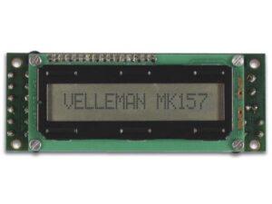 LCD MINI MESSAGE BOARD