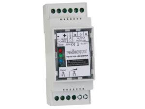 RGB LED DIMMER FOR DIN RAIL