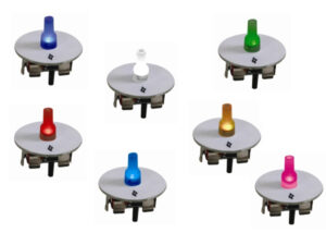 ELECTRONIC RGB CANDLE