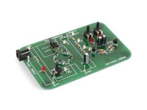 Oscilloscope Tutor board