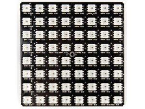 64 LED RGB MATRIX