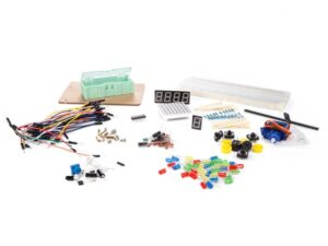 ELECTRONIC PARTS PACK FOR ARDUINO®