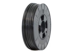 """2.85 mm (1/8"""") PLA FILAMENT - BLACK - 750 g"""