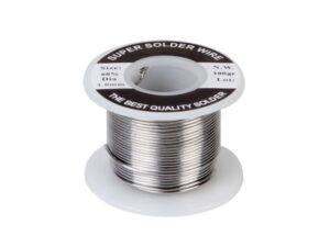 SOLDER Sn 60% Pb 40% - 1mm 100g