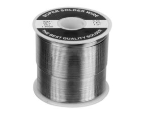 SOLDER Sn 60% Pb 40% - 1mm 1kg