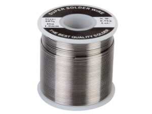 SOLDER Sn 60% Pb 40% - 1mm 500g