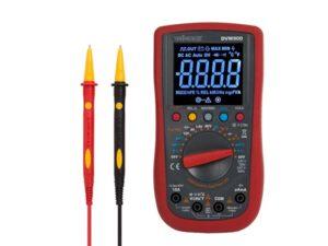 DIGITAL MULTIMETER - CAT II 700 V / CAT IV 600 V - 15 A - AUTO - TRUE RMS - NCV - 6000 COUNTS + test leads TLM72