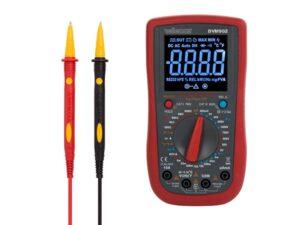 DIGITAL MULTIMETER - CAT II 700 V / CAT IV 600 V - 15 A - TRUE RMS - NCV - 6000 COUNTS + test leads TLM72