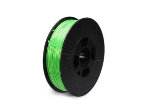 """1.75 mm (1/16"""") PLA SATIN FILAMENT - GRASS GREEN - 750 g"""