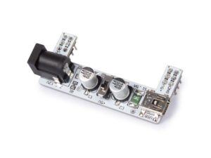 2-CHANNEL POWER MODULE FOR BREADBOARDS 3.3V/5V